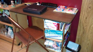 CHAIR AND DESK FOR SALE