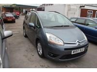 Citroen C4 Picasso 1.6 HDi VTR+ 110HP 40+ MPG Winter Sale NOW ?200 Off