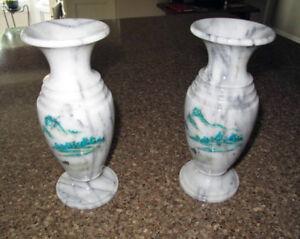 Vintage Marble vases
