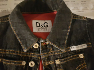 Authentic 12-18 month Jean Jacket-never worn