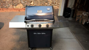 Vermont Castings natural gas BBQ