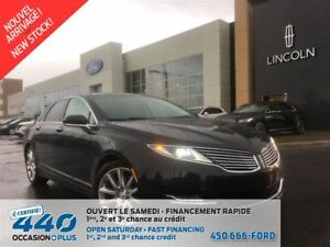 2013 Lincoln MKZ Base | CUIR, TOIT, NAVIGATION
