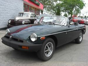 1979 MG MGB Roadster *Restored* *CLEAN*