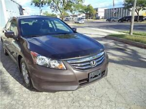 2011 Honda Accord Sedan SE LOADED ACCIDENT FREE FINANCING AVIALB