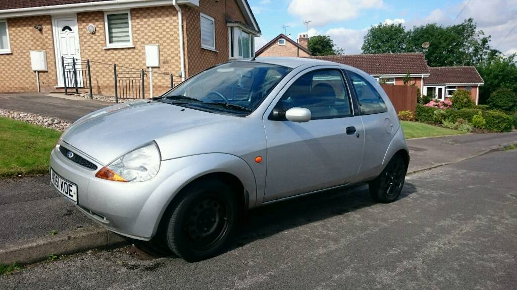 Ford Ka Low Miles Not A Rust Bucket Like The Others