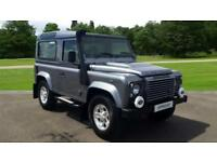 2012 Land Rover Defender 90 XS TD Manual Diesel 4x4