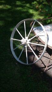 roue antique