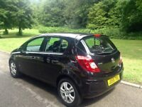 Vauxhall corsa 1.2cc 59plate new mot (July 2018) 49000 miles service history just had full service