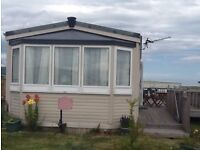 ATLAS TOPAZ SUPER 37x12 CH. DG. 2 beds sleeps6. 1 owner from new July 2007 £12,500.
