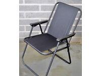 Patio folding Chairs x 2