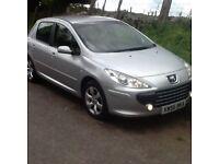 307 Peugeot new shape