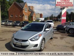 2012 Hyundai Elantra GL | NO ACCIDENTS | HEATED SEATS