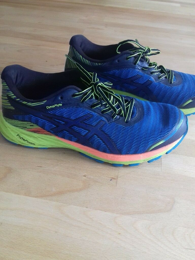 bfd183785a00 Mens Asics Dynaflyte running   gym trainers - size 9. Wakefield ...