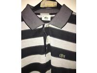 Extra large xl Lacoste polo shirt tshirt