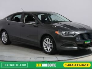 2015 Ford Fusion SE A/C BLUETOOTH MAGS