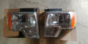 F150 OEM Headlights