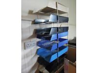 Paper Trays in sets of three ( 4 sets avaiable)