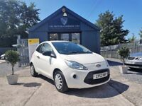Ford Ka 1.2 STUDIO (white) 2012