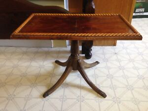 Antique Duncan Phyfe Coffee Table
