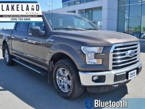 2015 Ford F-150 XLT  - Bluetooth -  SiriusXM - $228.00 B/W