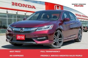 2016 Honda Accord Touring V6