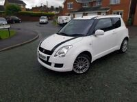 2010 suxuki swift sz2 1.3 gl immaculate stunning looks and performance
