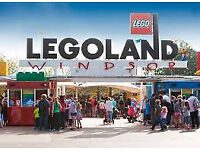 Legoland tickets - Windsor