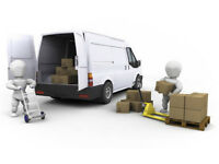 short notice man and van available anytime just call today