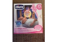 Chicco cot activity