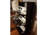 Ikea Bissa Shoe Storage