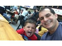 Live-In Au Pair Needed in Brent Cross for Immediate Start