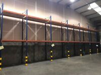 used real good condition racking