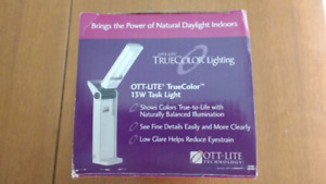 Ott-Lite Task Lamp - new in box