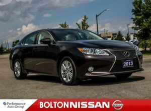 2013 Lexus ES 350 Base|Moon Roof|Bluetooth|Heated Seats