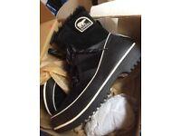 Sorel New Tivoli Snow Boots UK 8 or 10.5 US size