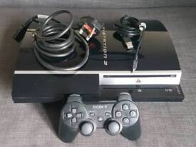 PlayStation 3, Controller & Games