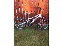 Apollo Mountain bike 16inch GIRLS