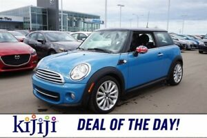 2013 MINI Cooper Hardtop Leather,  Sunroof,  Bluetooth,  A/C,