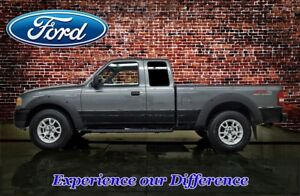 2007 Ford Ranger FX4 Supercab 4x4