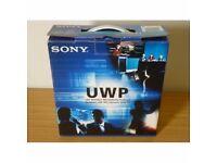 Sony UWP-C1 Radio Lapel Microphone Kit