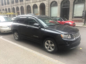 2011 Jeep Compass SUV 4X4 75000kms Automatic North Edition