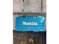 Makita Recip Saw Box