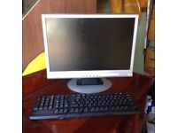 Computer monitor Excellent conditionnot wanted, Cheep for quick sale