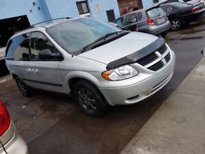 2007 Dodge Caravan Certified and Etested incl.