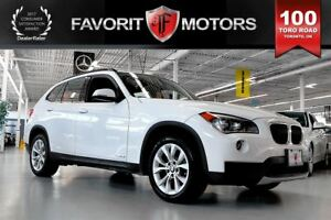 2014 BMW X1 xDrive28i | NAV | PANORAMIC ROOF | REAR SENSORS