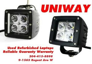 "UNIWAY REGENT LED Light Bar 2"" 2X2 Spot Flood On Sale"