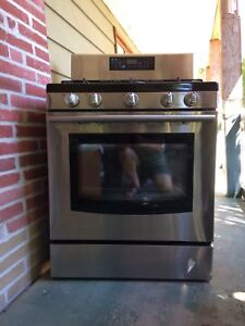 5-Burner NG/Propane kitchen Stove