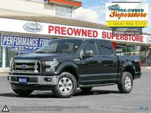 2015 Ford F-150 XLT***V6 and trailer tow***