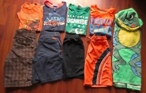 ***Boys Clothes Size 6T-7T for sale (aprox 17 PCs)