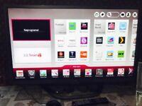 Smart tv 3D LG 42 inch